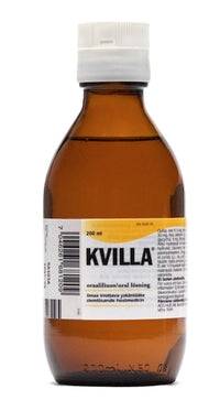 KVILLA 5 mg/ml/30 mg/ml oraaliliuos 200 ml