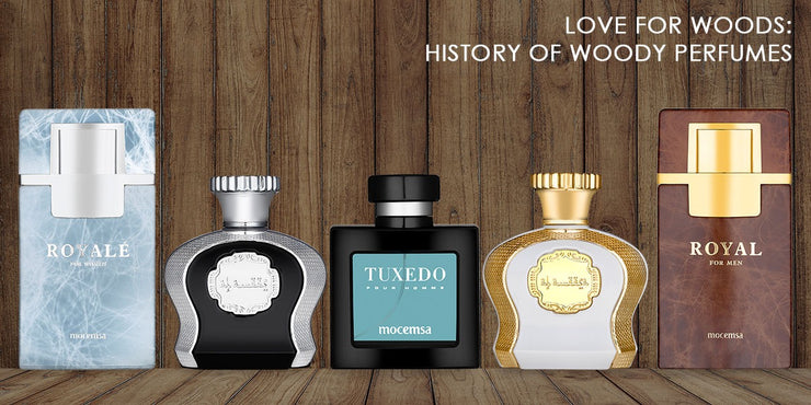 Love For Woods: History of Woody Perfumes