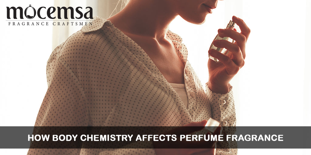 How Body Chemistry Affects Perfume Fragrance