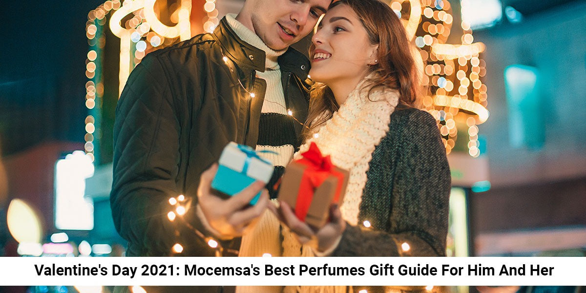 Mocemsa Perfume Gifts For Him And Her