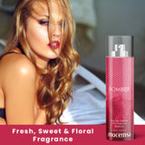 Bombier EDT For Women - Fresh Sweet & Floral Fragrance