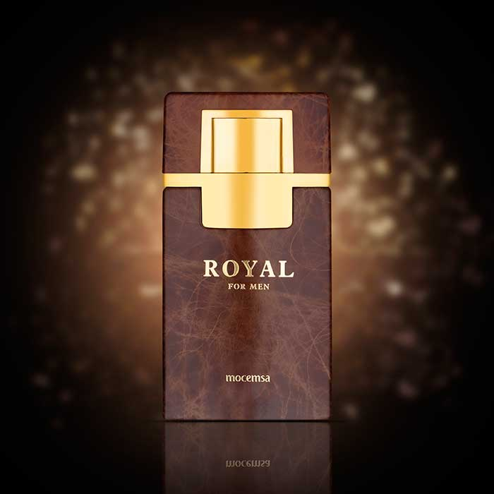 Royal For Men Eau De Parfum (100ml)