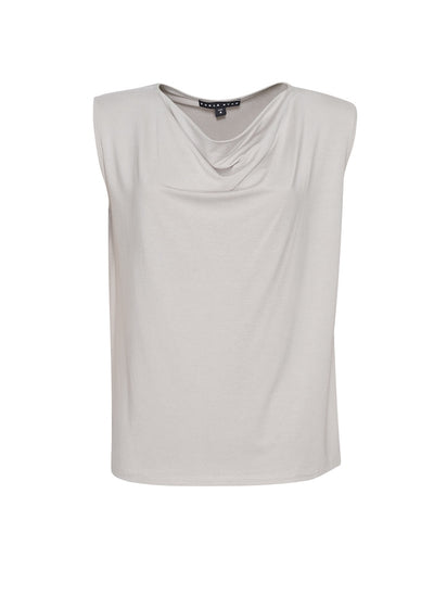 Paula Ryan - Soft Cowl Neck Singlet