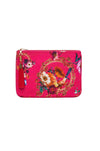 Camilla - Apple Eyed Small Canvas Clutch