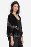 Johnny_Was_Aidan_Ruffle_Jacket_Top_Black_www.zambezee.com.au