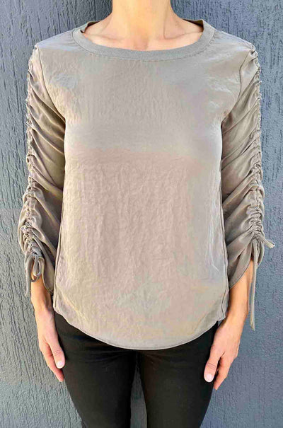 Marc Cain - Blouse Style Top w/ Gathering