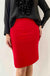 Mela Purdie - Boot Skirt in Crepe Double Knit