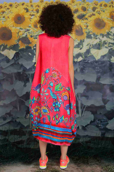 Curate_Shake_Your_Tail_Feather_Crazy_tulip_Love_Dress_www.zambezee.com.au