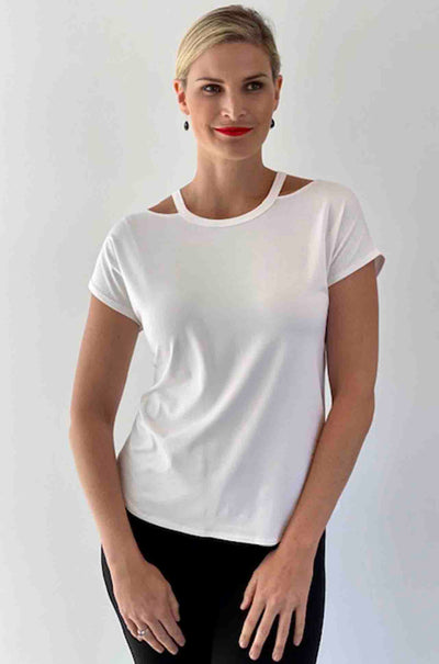 Mela_Purdie_Cut_Out_Cafe_T_TShirt_Top_White_www.zambezee.com.au