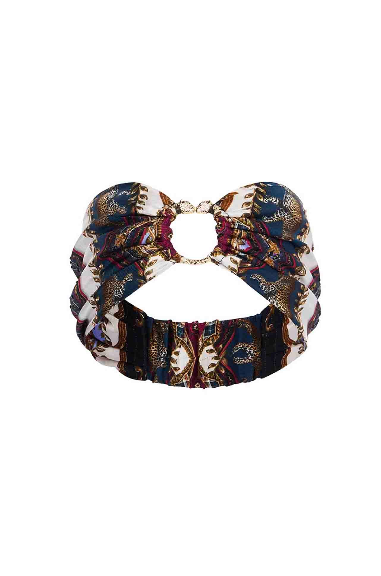 Camilla - Dining Hall Darling Ring Headband