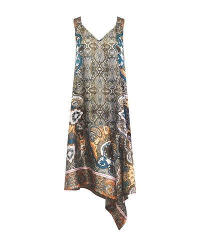 Mela Purdie - Madina Dress in Villa Paisley