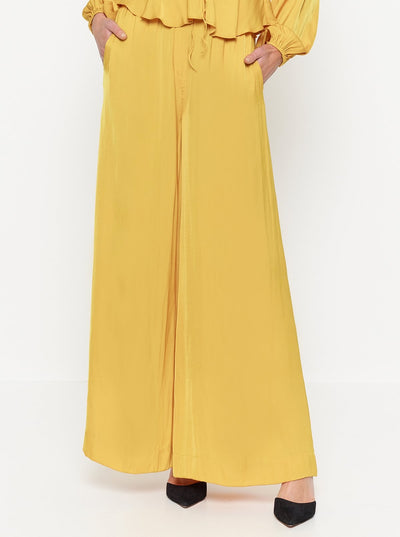 Luxe Deluxe - Look Twice Wide Leg Pant