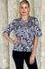 Mela_Purdie_Limited_Edition_Liberty_Top_Shirt_Blouse_Monochrome_Paisley_www.zambezee.com.au