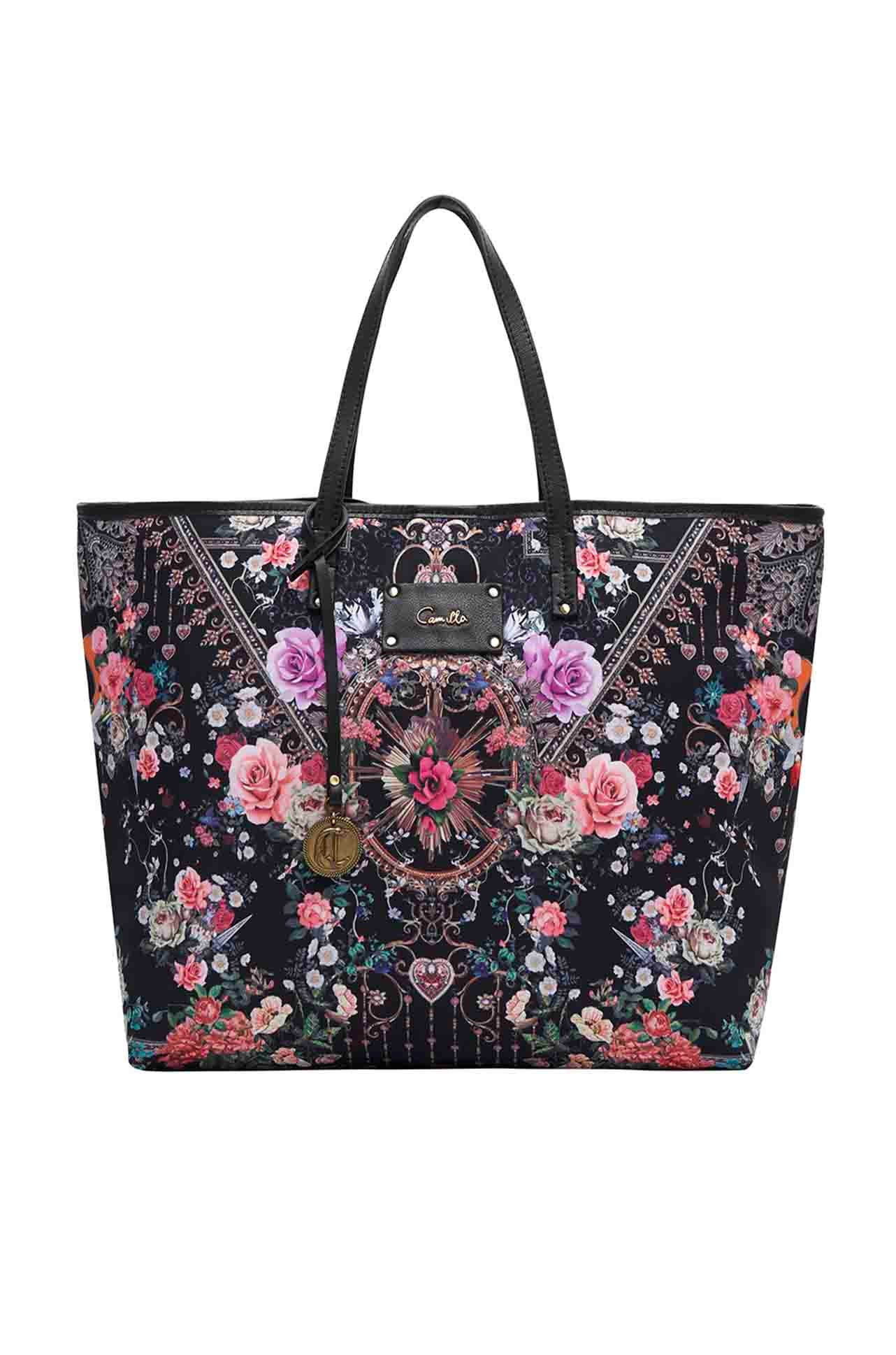 Camilla - Montagues Capulet East West Tote