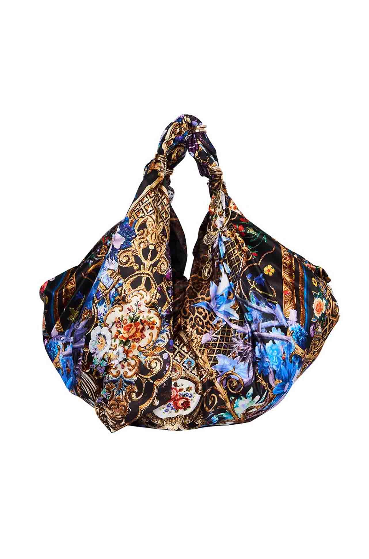 Camilla - Palace Playhouse Ascot Tie Beach Bag