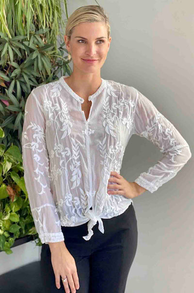 Johnny_Was_Sahsa_Blouse_Top_White_Embroidered_www.zambezee.com.au