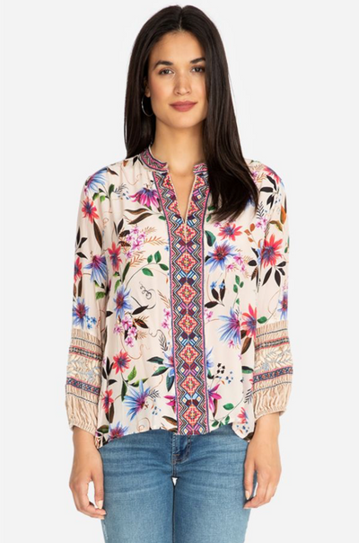 Johnny Was - Paris Effortless Blouse