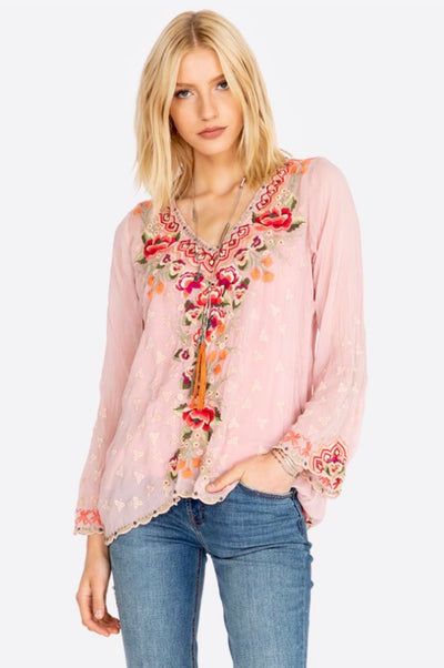 Johnny Was - Cristabella Blouse