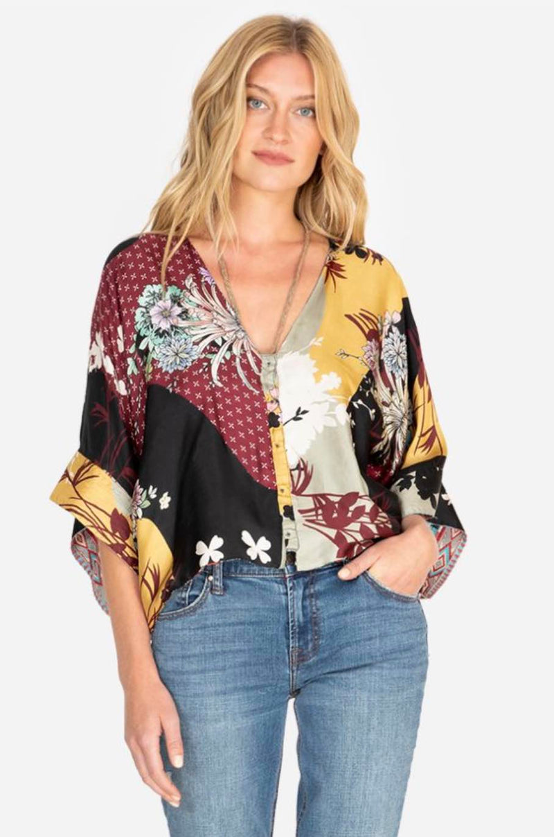 Johnny Was - Moku Reversible Shrug
