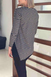 Mela_Purdie_Slide_On_Sweater_Top_Compact_Signature_Stripe_www.zambezee.com.au