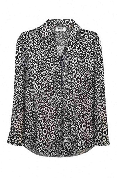 Mela_Purdie_Soft_Shirt_CatseyeSatin_Top_Blouse_Shirt_Animal_www.zambezee.com.au