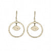Nicole Fendel Jewellery - Soft Gold Ivy Earring