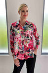 Mela Purdie - Soft Shirt in Monet Floral