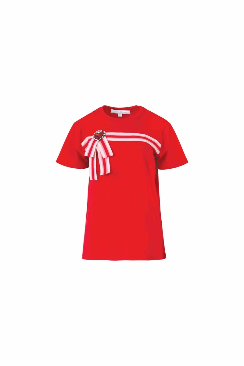 Trelise Cooper - First Prize Tshirt in Red