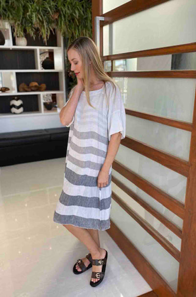 La Bottega Di Brunella - Tunica Euforia Dress