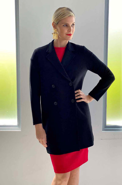 Mela_Purdie_Windsor_Coat_Jacket_Double_Breasted_Black_Top_www.zambezee.com.au