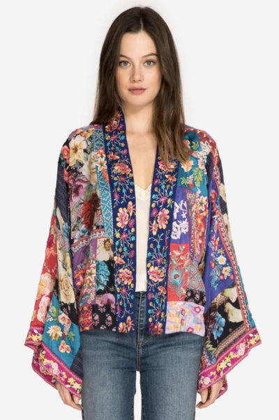 Johnny Was - Adley Embroidered Kimono