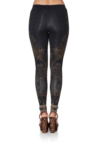 Camilla - Cobra King Leggings