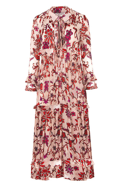 Trelise_Cooper_Pink_Floral_Frill_The_End_Of_Time_Dress_www.zambezee.com.au
