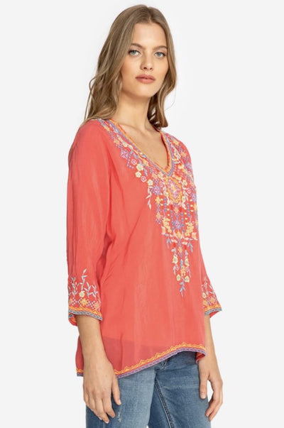Johnny Was - Ryleigh Blouse