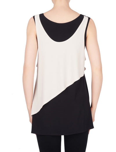 Joseph Ribkoff - Colour Block Tunic