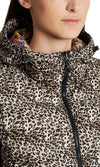 Marc Cain - Reversible Printed Down Jacket