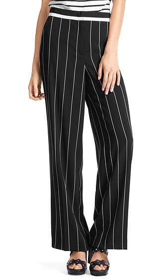 Marc Cain - Pinstriped Pants