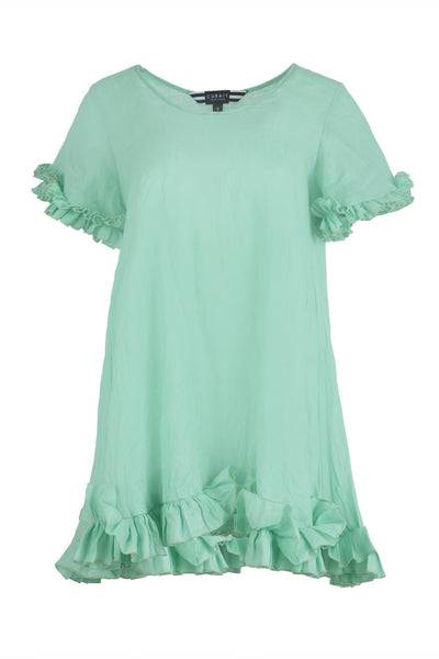 Curate - Punky Petals Ruffle Of Love Top
