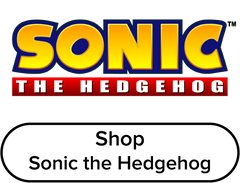 Shop Sonic the Hedgehog