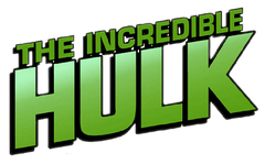 The Incredible Hulk Merchandise