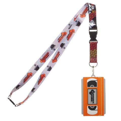 A Clockwork Orange VHS Lanyard