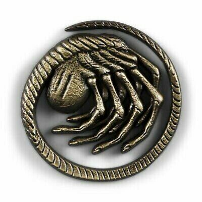 Aliens Loot Crate Exclusive Facehugger Pin