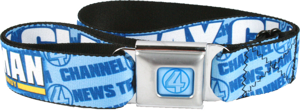 Anchorman Channel 4 Belt