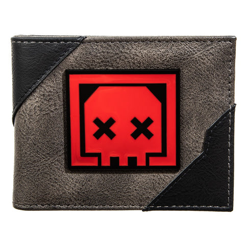 Apex Legends Death Box Logo Wallet