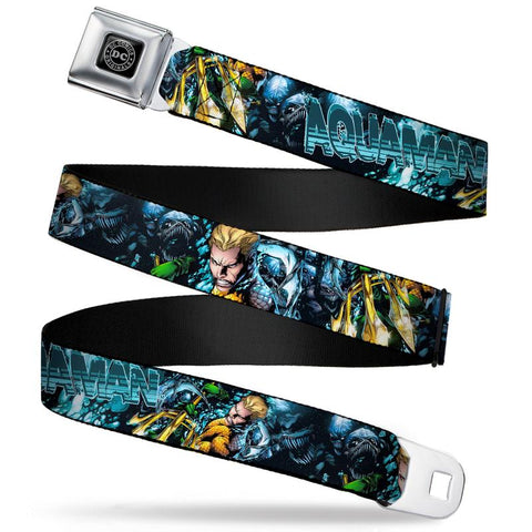 Aquaman Belt