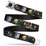 Attack On Titan Character Clash Belt