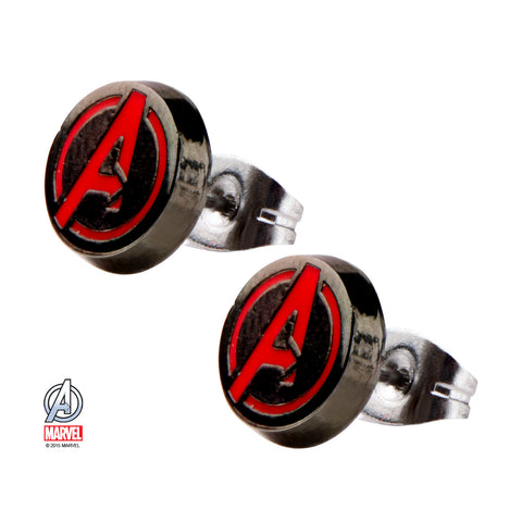 Avengers Stud Earrings