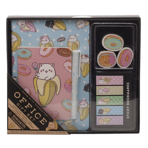 Bananya Office Gift Set
