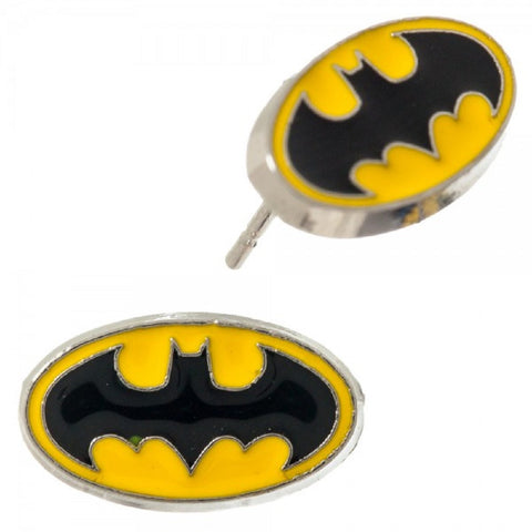 Batman Classic Enamel Earring Set