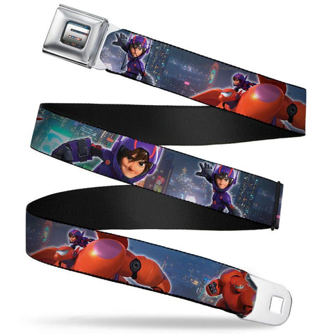 Big Hero 6 Baymax & Hiro Belt